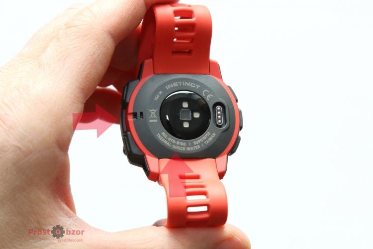 Стандарт MIL-STD-810 для часов Instinct