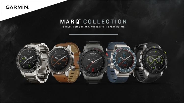 Серия часов  Garmin MARQ
