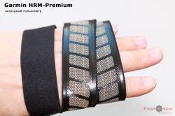 Внешний вид нагрудного пульсометра Garmin HRM-Premium - 1