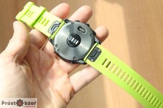 Реплика силиконового ремешка EasyFit 26 mm для часов Garmin Fenix 6X