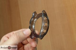 Защитный силиконовый чехол защита на корпус Garmin Fenix 6  6s 6X