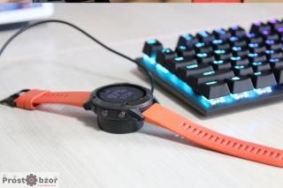 Зарядка часов от зарядной USB площадки