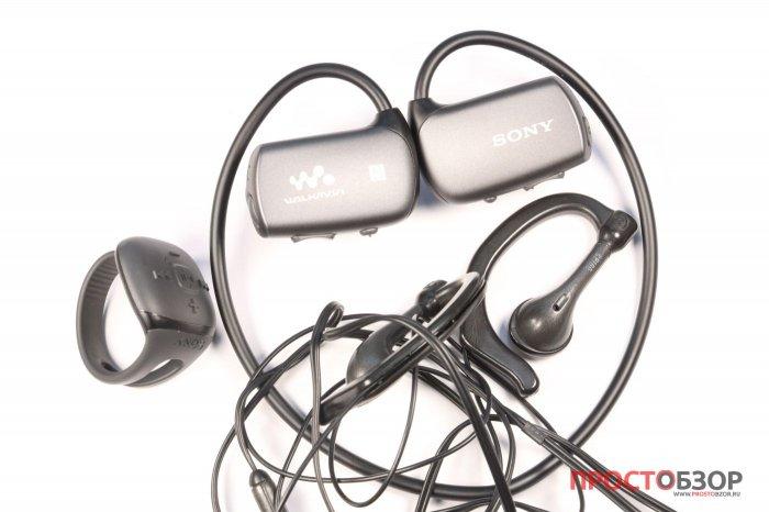 Ворох проводов или беспроводный MP3 плеер Sony Walkman NWZ-WS613