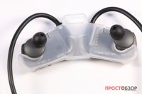 Вешалка для сушки плеера Sony Walkman NWZ-WS613 - вид сзади