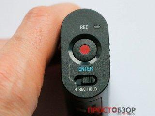 Sony HDR-AS30VR кнопки управления записью
