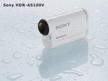 Новая камера Sony HDR-AS100V