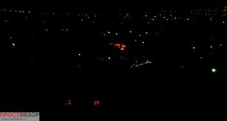 Garmin Monterra - примеры видео ночью
