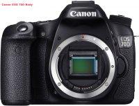 Корпус камеры Canon EOS 70D без объектива