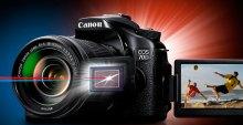 Матрица в камере Canon EOS 70D