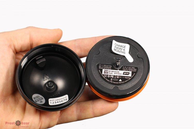 Поддержка аккумулятора Deeper PRO+ - заряд через 6 мес.
