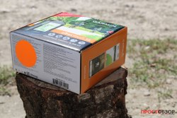 Коробка Garmin Etrex Touch 35 - сбоку