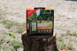 Коробка Garmin Etrex Touch 35 - перед