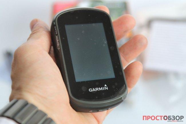 Защитная пленка GPS навигатора Garmin Etrex Touch 35