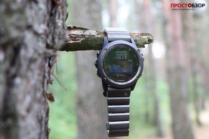 Часы Garmin Fenix 3 Sapphire Edition