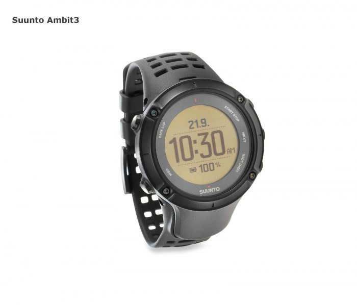 Спортивные часы suunto-ambit-3