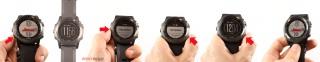 Как перейти к часам с текущей активности в Garmin Fenix 3 HR, Fenix 3
