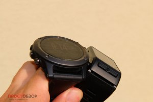 Окантовка корпуса для защиты стекла Garmin Fenix 3 HR - Vivoactive HR