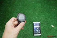 Получение SMS сообщений на часы Garmin Fenix 3