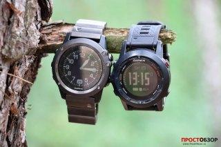 Сравнение часов Garmin Fenix 3  - Fenix 2 - дисплеи