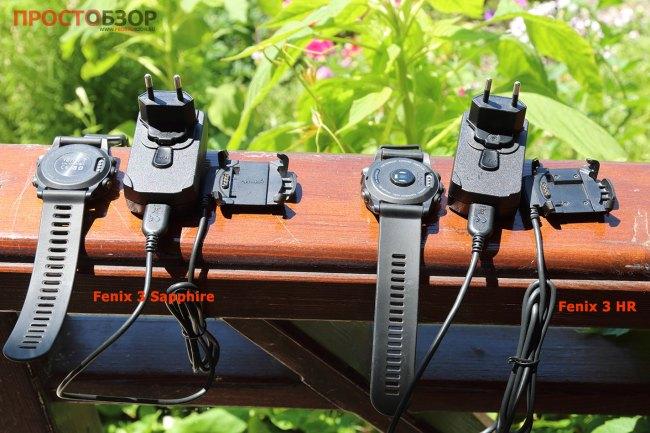 Зарядные площадки часов Garmin Fenix 3 HR, Fenix 3