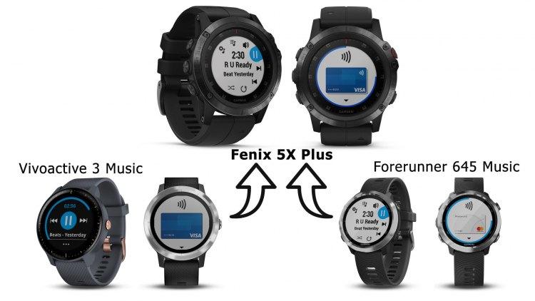 Улучшения музыкальной и платежной функции часов