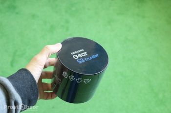 Коробка часов Samsung Gear S3 Frontier