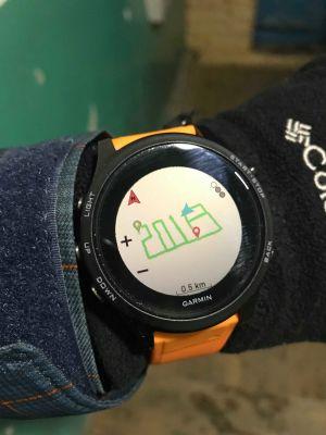 Новые часы Forerunner 935 - в Новом 2018 году!