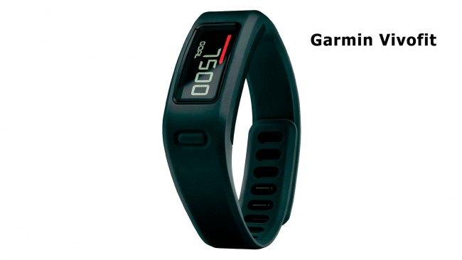 Мой первый браслет - трекер активности Garmin Vivofit