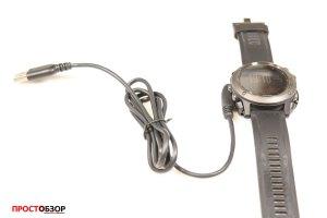 USB кабель синхронизации для часов Garmin Fenix 3 HR