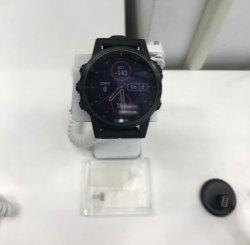 Внешний вид часов Garmin Fenix 5 Plus