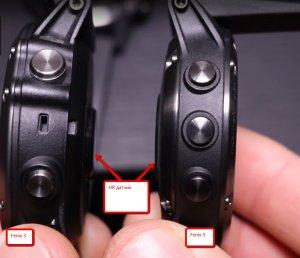 Сравнение датчиков пульса в часах Garmin Fenix 3 HR - Fenix 5