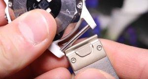 Крепление ремней по технологии QuickFit для часов Garmin Fenix 5