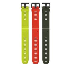 Резиновые ремешки для часов Garmin Fenix 5