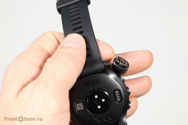 Подключение к часам по USB