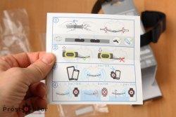 Инструкция по работе с Garmin HRM-Pro сзади