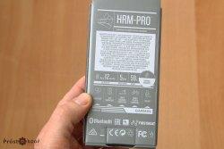 Распаковка и комплектация Garmin HRM-Pro спецификация