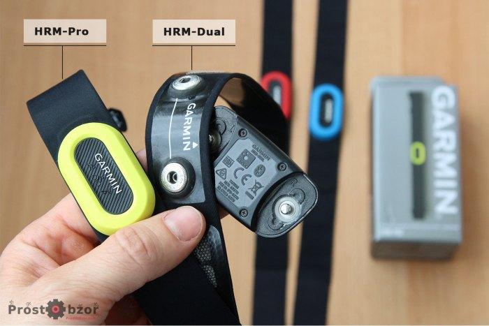 Съемная площадка кардиодатчика Garmin HRM-Dual