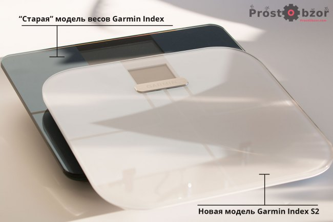 Сравнение платформ умных весов Garmin