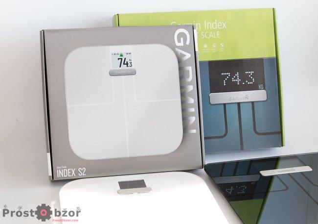 Сравнительный обзор умных весов Garmin
