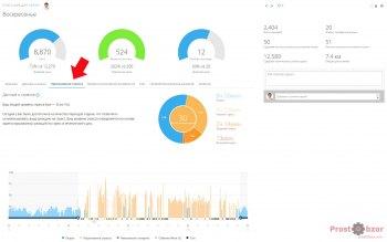 Измерение вариабельности пульса за весь день - Garmin Instinct