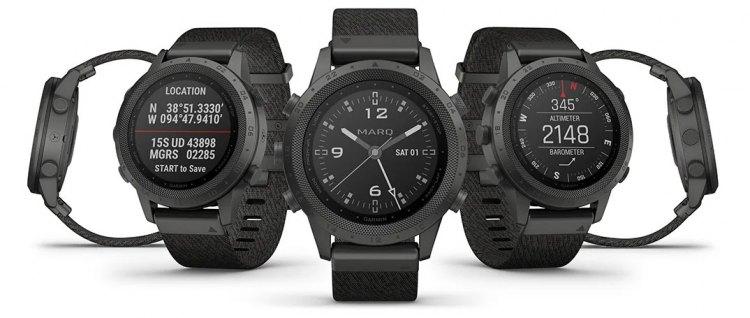 Внешний вид часов Garmin MARQ Commander