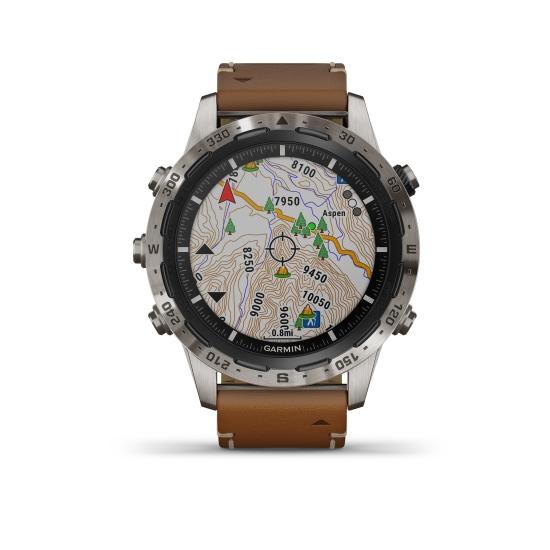 Часы для туристов - Garmin MARQ Expedition