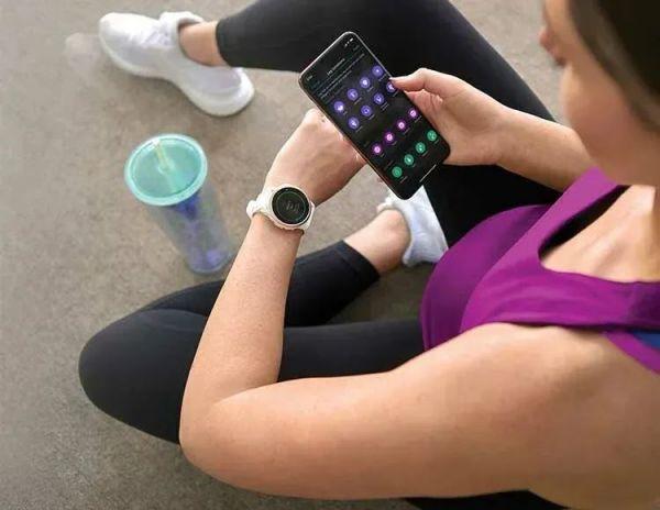 Garmin часы для контроля беременности