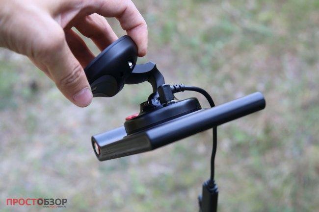 Питание 12В GPS навигатора Garmin NuviCam