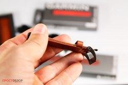 Вид сбоку - Кожаный ремешок QuickFit 26 Watch Bands