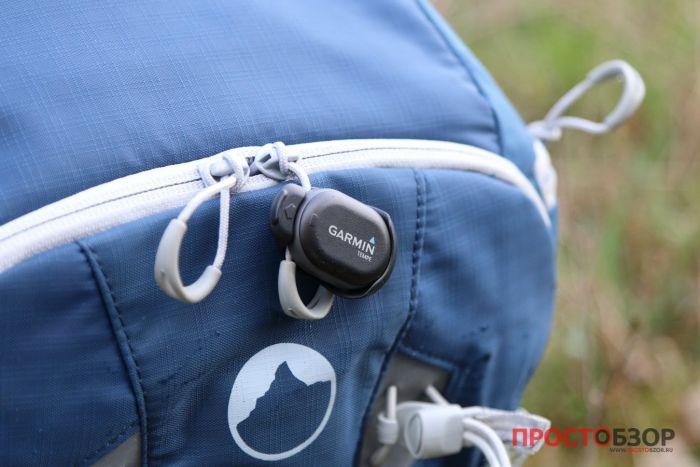Крепление датчика температуры Garmin Tempe на рюкзак