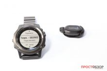 Подключение датчика температуры Garmin Tempe - подключенный датчик