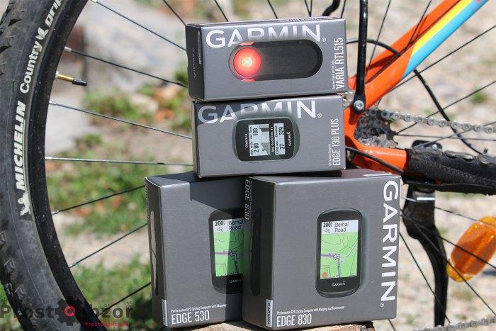 Задний радар RTL 515 и вело компьютеры Garmin  Garmin RTL 515