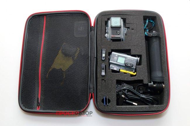 Портативный кейс для экшн-камеры Garmin Virb Ultra 30