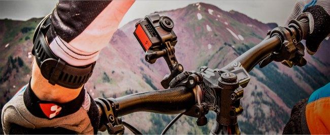 Вело-крепление для корпуса камеры Garmin Virb Ultra 30